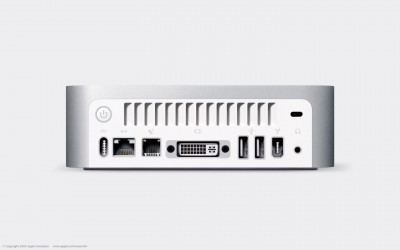 Mac mini back